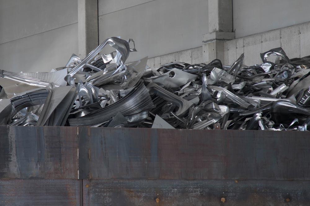 Ritiro e trasporto materiali non pericolosi